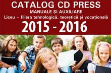 Catalog CD PRESS 2015-2016