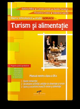 Turism și alimentație. Manual pentru clasa a IX-a