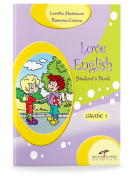 Love English: Grade 1. Student's book