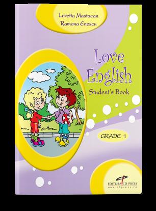 Love English: Grade 1. Student's book
