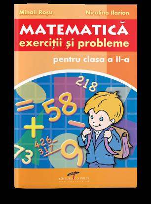 Culegere de matematică. Clasa a II-a
