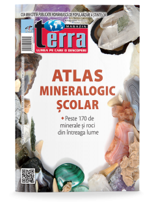 Atlas mineralologic scolar