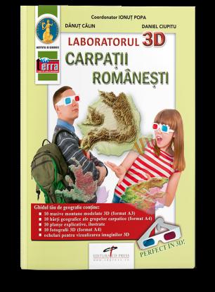 Laboratorul 3D. Carpații Românești