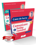 Comunicare in limba romana. SET caiete de lucru. Clasa I