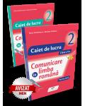 Comunicare în limba română. SET caiete de lucru. Clasa a-II-a