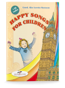 Happy Songs for Children + CD