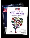 Pachet I - Atlas Pietre pretioase + Revista Terra Magazin