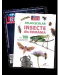 Pachet II - Atlas Insecte din Romania + Revista Terra Magazin