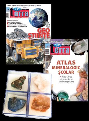 Pachet special Terra Magazin