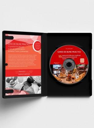 GHIDE BUNE PRACTICI - 15 proiecte de laborator si aplicatii practice pentru domeniul Turism si alimentatie
