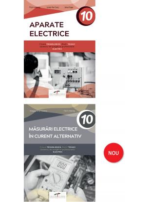 Pachet clasa a X-a - 4 - Tehnic - Electric