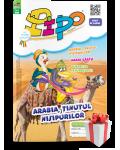 Pipo - Arabia, tărâmul nisipurilor (8/181)