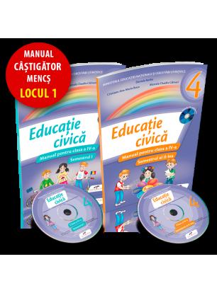 Educație civică. Manual pentru clasa a IV-a
