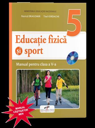 Educatie fizica si sport. Manual pentru clasa a V-a