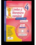Limba si literatura romana. Teorie si exercitii. Clasa a IV-a + Manual digital