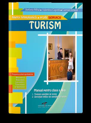 Turism. Manual pentru clasa a XI-a
