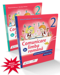 Comunicare in limba romana. Manual pentru clasa a II-a (partea I si partea a II-a) fara CD