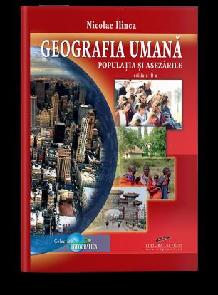 Geografia umană. Populația și așezările