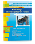 Constructii, instalatii si lucrari publice. Manual pentru clasa a IX-a