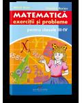Matematică. Exerciții și probleme pentru clasele III-IV