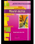 Masurari electrice. Manual pentru clasa a IX-a. Editie revizuita