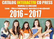 Catalog CD PRESS 2016-2017