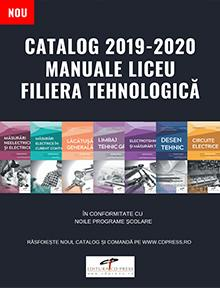 Catalog CD PRESS 2019-2020 - Liceu