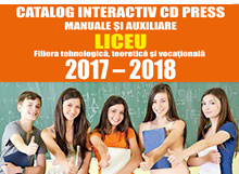 Catalog CD PRESS 2017-2018 - Liceu