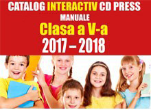 Catalog CD PRESS 2017-2018 - Gimnaziu