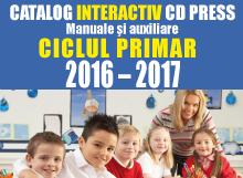Catalog interactiv ciclul primar 2016-2017
